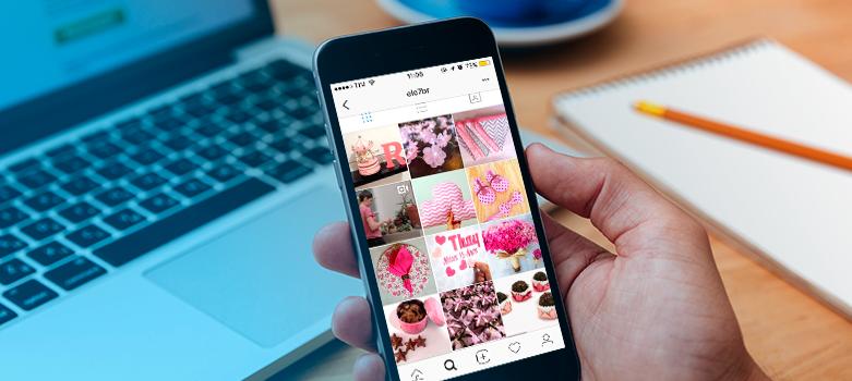 instagram para e-commerces