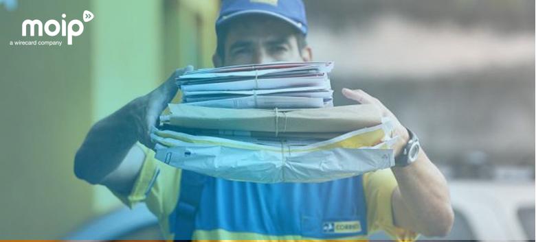 correios exigirao nota fiscal no despacho de produtos
